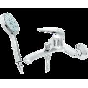 Смеситель для ванны удлиненный излив Rover