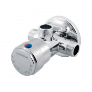 Смесительный клапан с крепежом