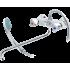 Смеситель для ванны VarioFin Лазер
